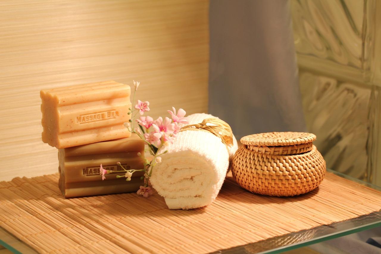 Idealny prezent ślubny – komplet ręczników bambusowych na prezent