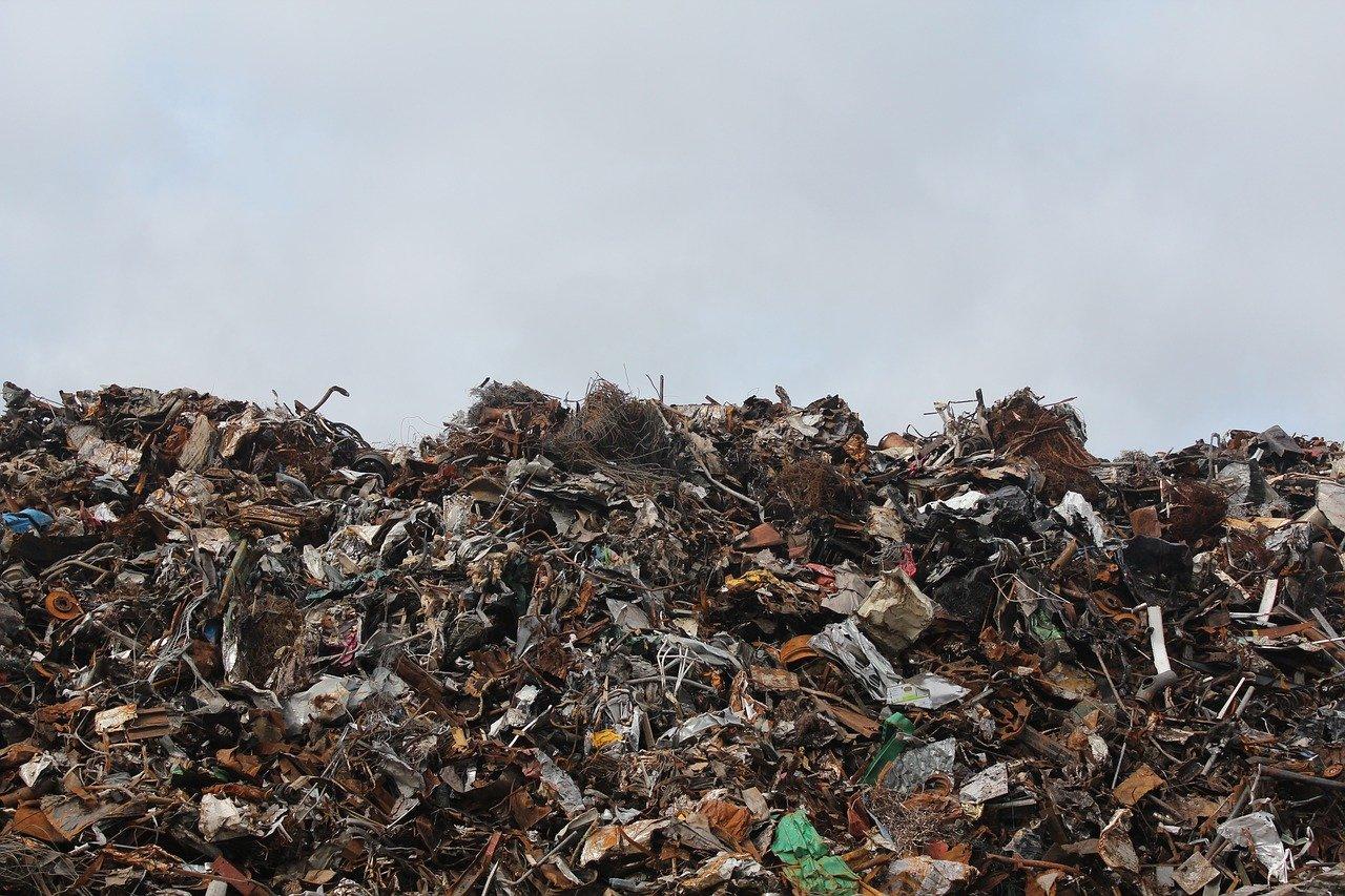 Trudne w składowaniu śmieci